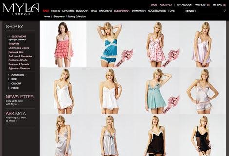 myla Screenshot