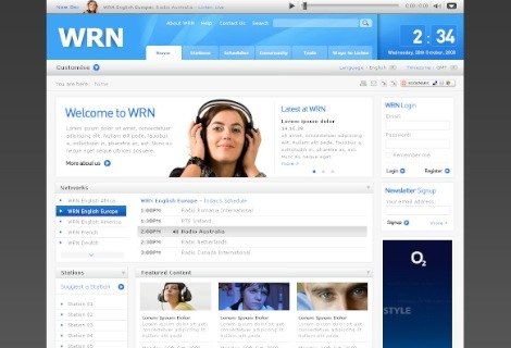 wrn-listeners Screenshot